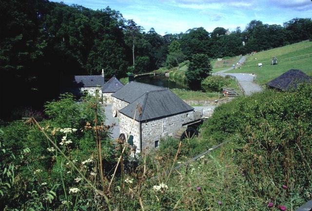 Benholm Mill