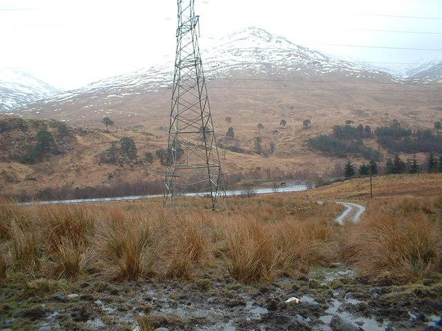 A82 Glen Falloch road