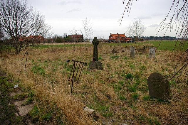Wildsworth Churchyard