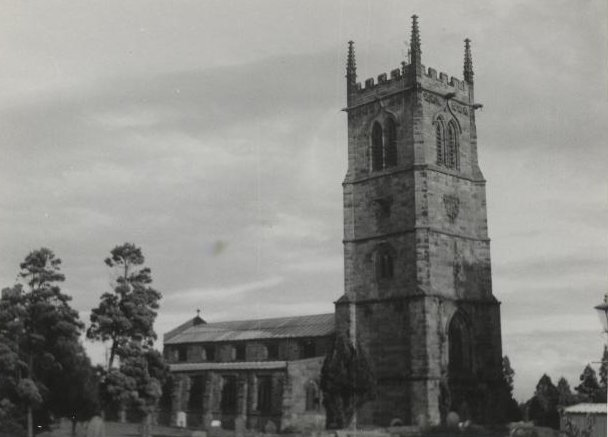 St Chad's in 1969