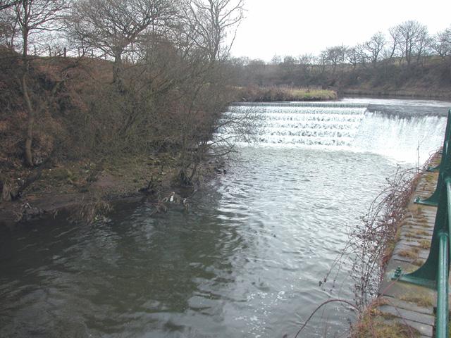 Burrs Weir