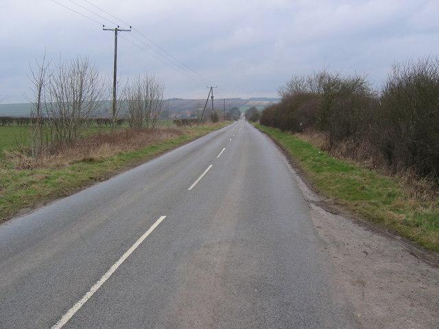 Road to Kilham