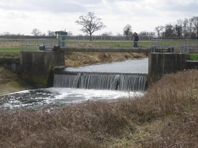 Haddington Weir
