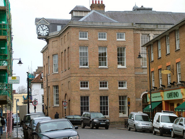 The Shire Hall, Hertford