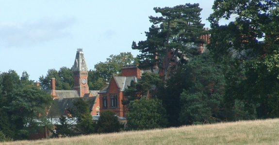 Wroxall Abbey Estate