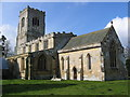 TA1063 : St. Martins, Burton Agnes by Stephen Horncastle