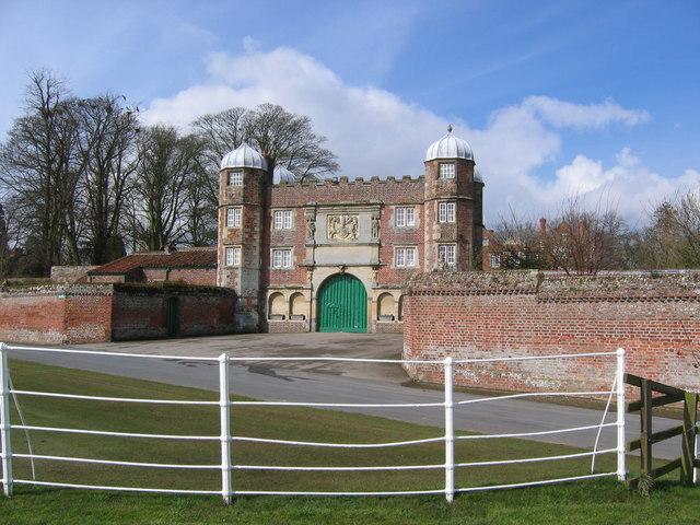 Gate House, Burton Agnes Hall