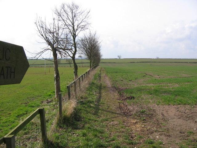 Path to Kilham