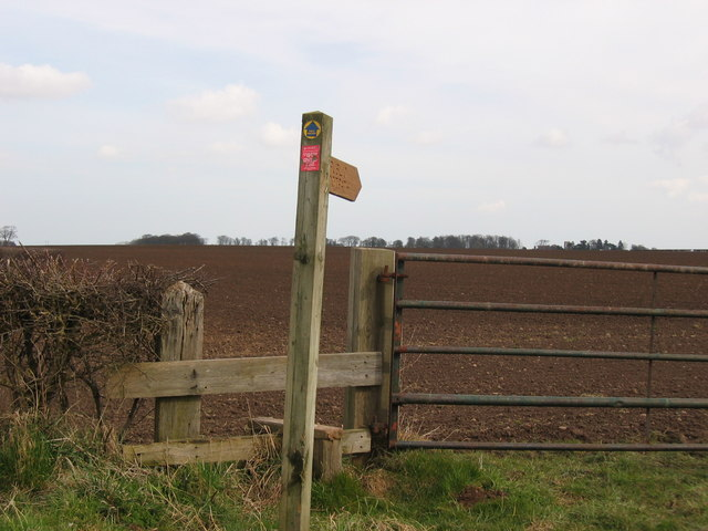 Stile on Sandy Lane