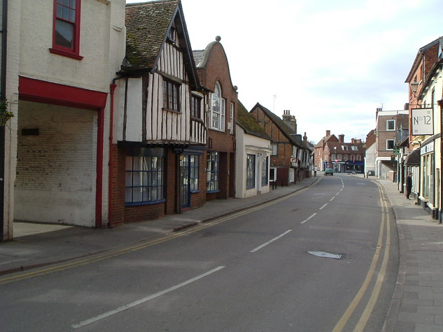 Bridge Street, Hitchin