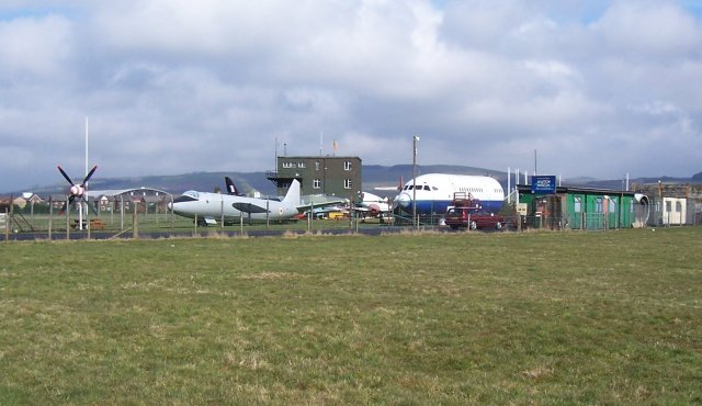 D & G Aviation Museum.