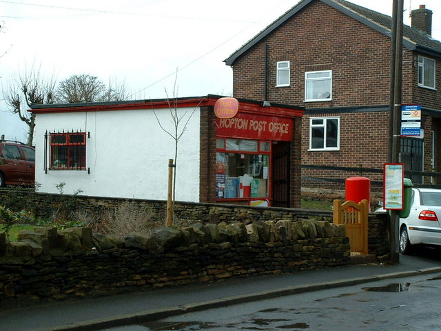 Post Office, Upper Hopton