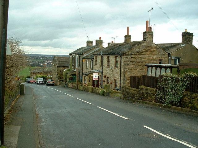 Jackroyd Lane, Upper Hopton