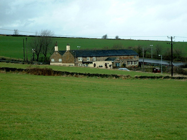 Travellers Rest Public House, Upper Hopton