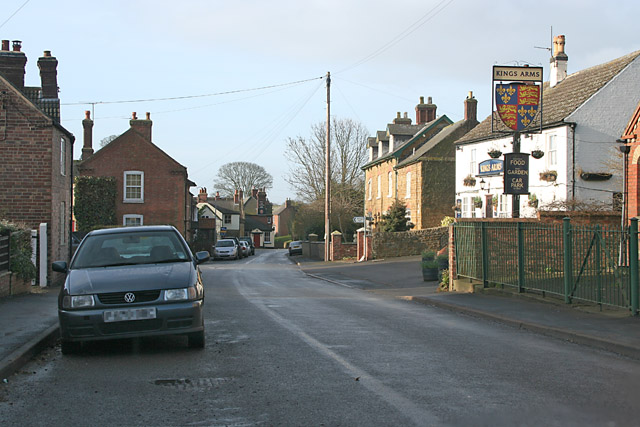 King Street, Scalford, Leicestershire