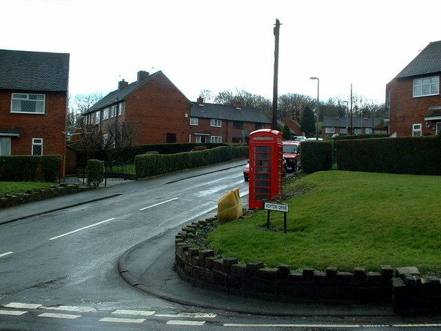 Hopton Drive, Upper Hopton