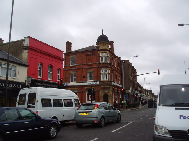 Barclays Bank, Plumstead High Street, London SE18