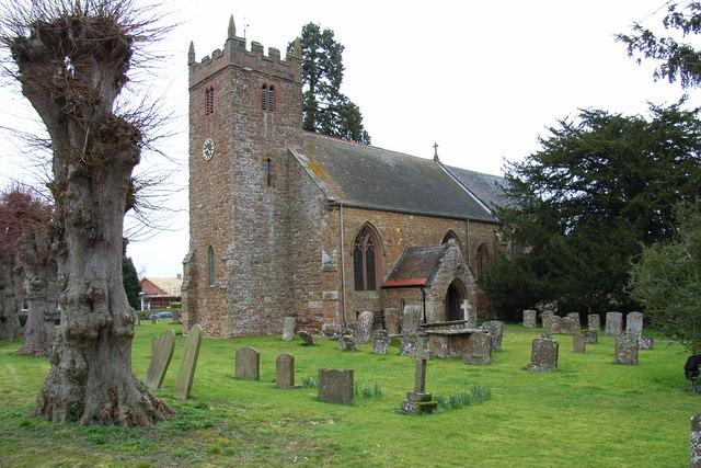 St Mary's, Priors Hardwick