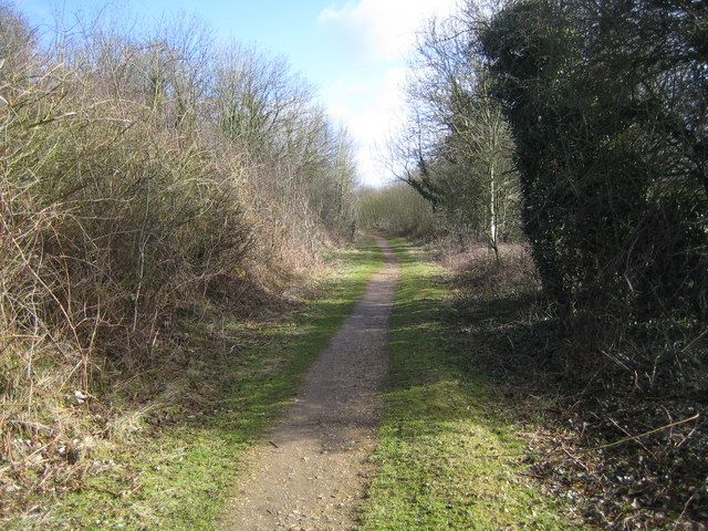 Redbourn: The Nicky Line