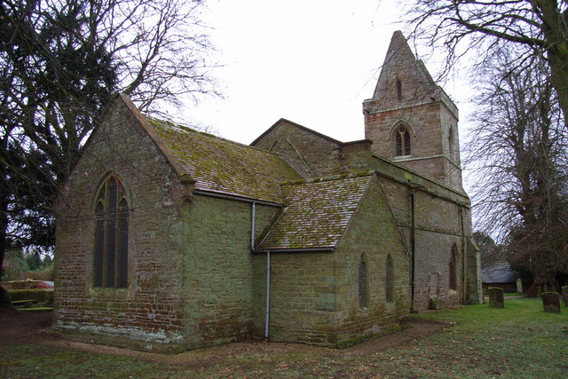 St Peter and St Paul's, Maidford