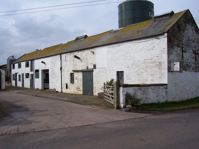 East Scales Farm.