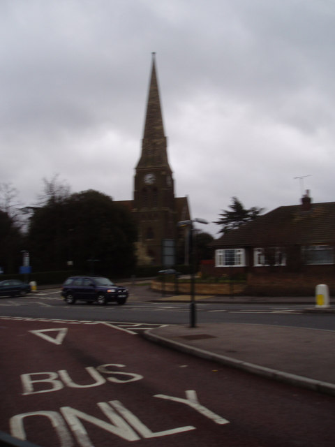 Christ Church (C of E), Erith, Kent