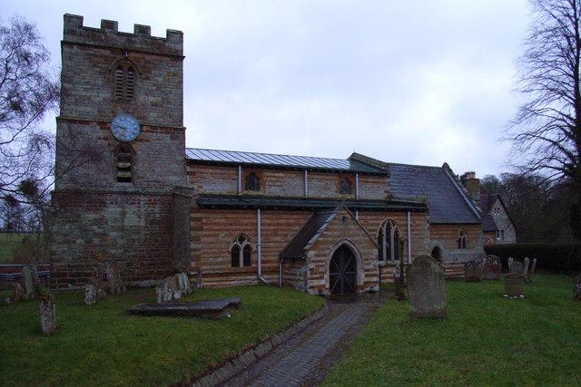 St Michael's, Bradden