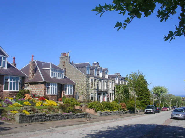 Morningfield Road, Aberdeen