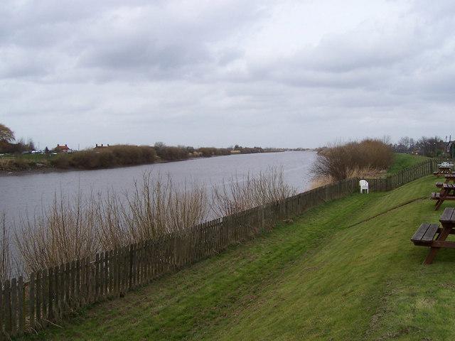 River Trent at Susworth