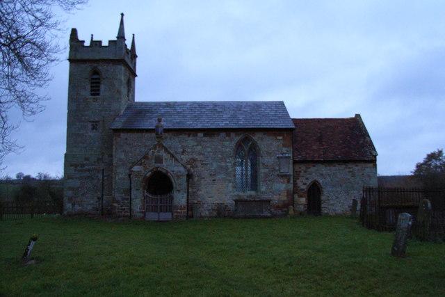 St John the Baptist's, Plumpton