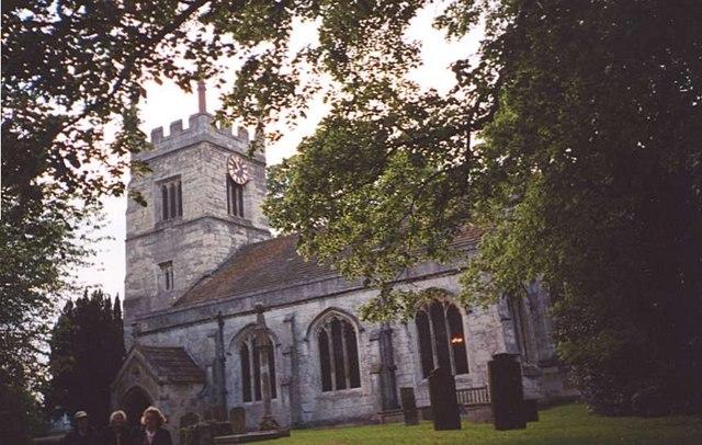 Church at Bolton Percy