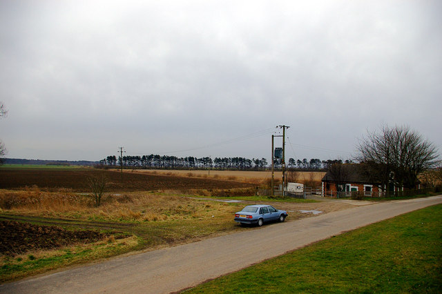 Jenny Hurn Pumping Station
