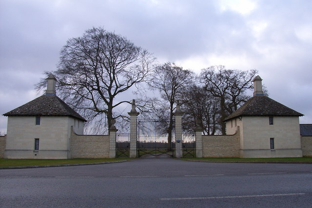 Gatehouses, Tusmore Estate