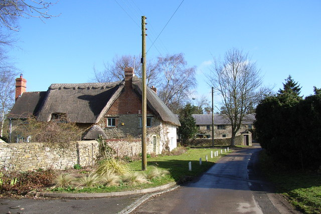 Cottages, Turweston