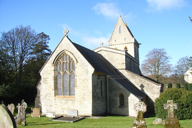 St Mary's, Turweston