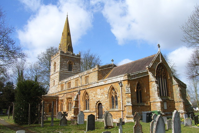 St Michael and All Angels', Bugbrooke