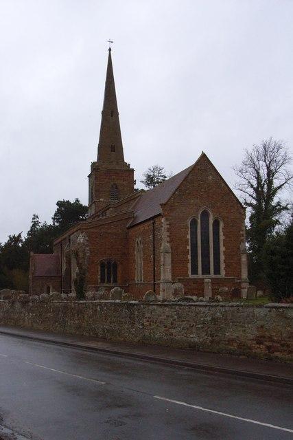St Bartholomew's, Greens Norton
