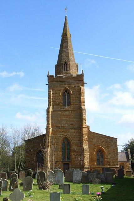 St Luke's, Kislingbury