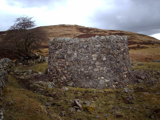 Air Vent on Burnhead Moor