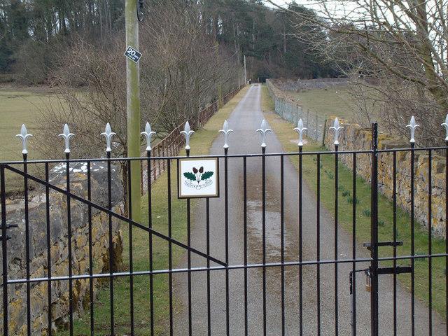 Causeway to Holme Island