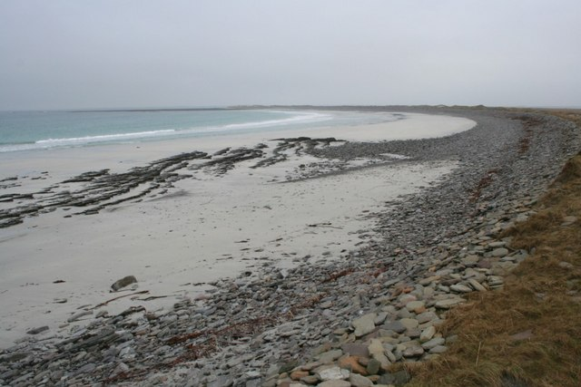 Whitemill Bay, Sanday, Orkney