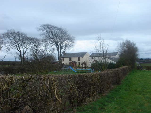 Bakers Farm, on Longton Moss