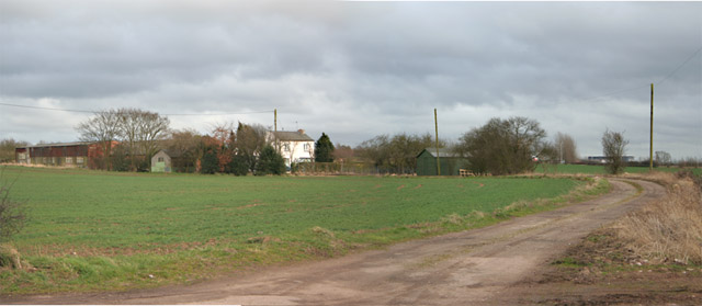 Lodge Farm, Humble Lane near Cossington
