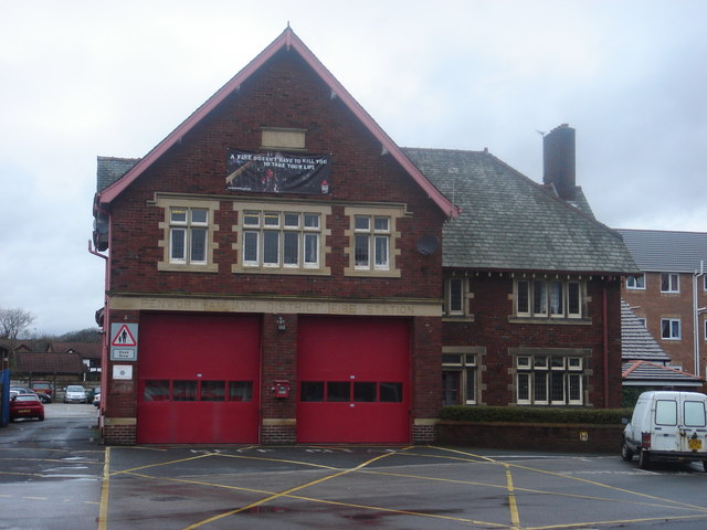 Penwortham & District Fire Station
