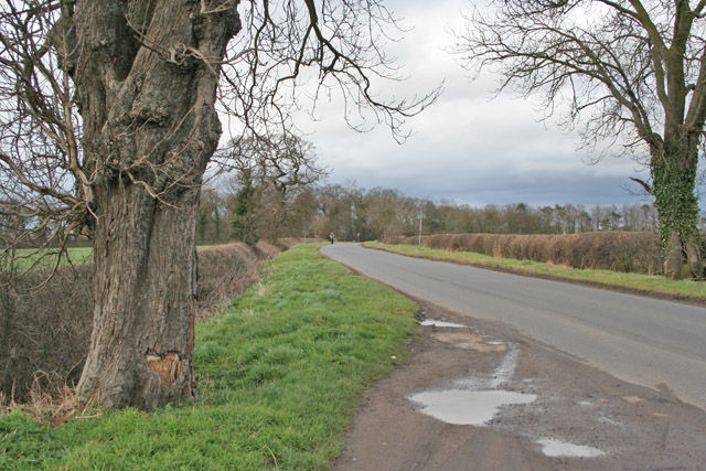 Humble Lane near Ratcliffe