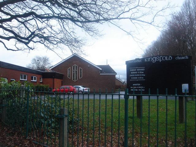 Kingsfold Methodist Church
