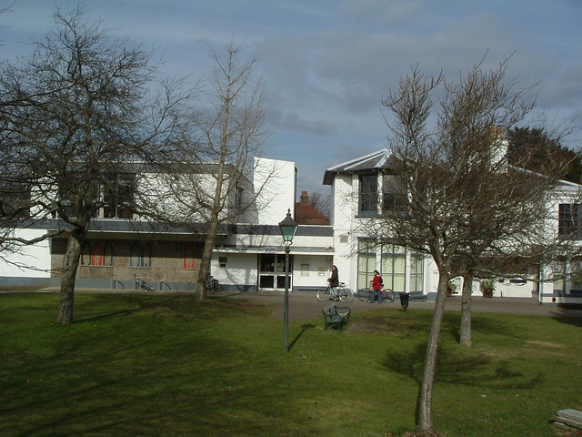 Hitchin Library and Museum