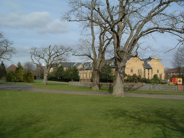 New Housing Development and Bancroft Park