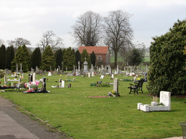 Cemetery - Epping, Essex