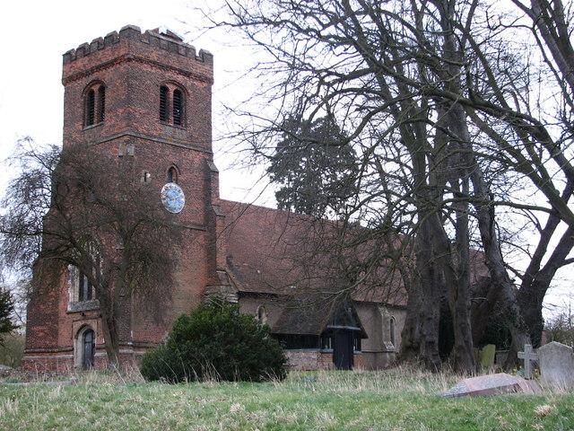 All Saints Church - Epping Upland, Essex